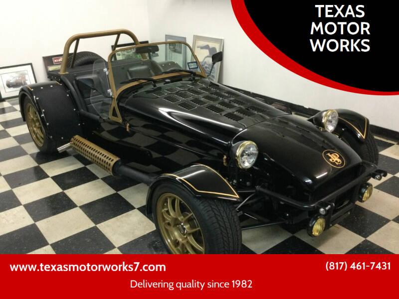 2020 Birkin 2DR for sale at TEXAS MOTOR WORKS in Arlington TX