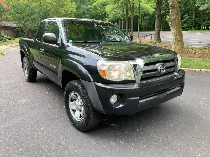 2006 Toyota Tacoma for sale at Bowie Motor Co in Bowie MD
