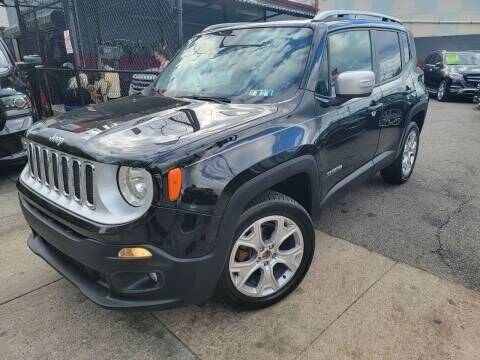 2016 Jeep Renegade for sale at Newark Auto Sports Co. in Newark NJ