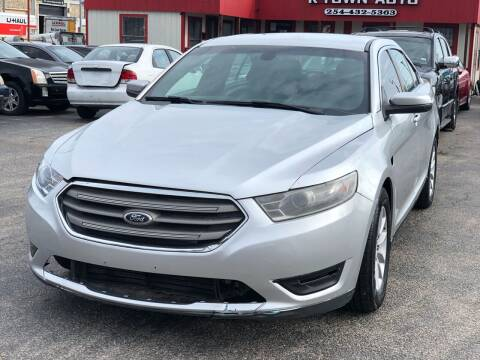 2015 Ford Taurus for sale at K Town Auto in Killeen TX