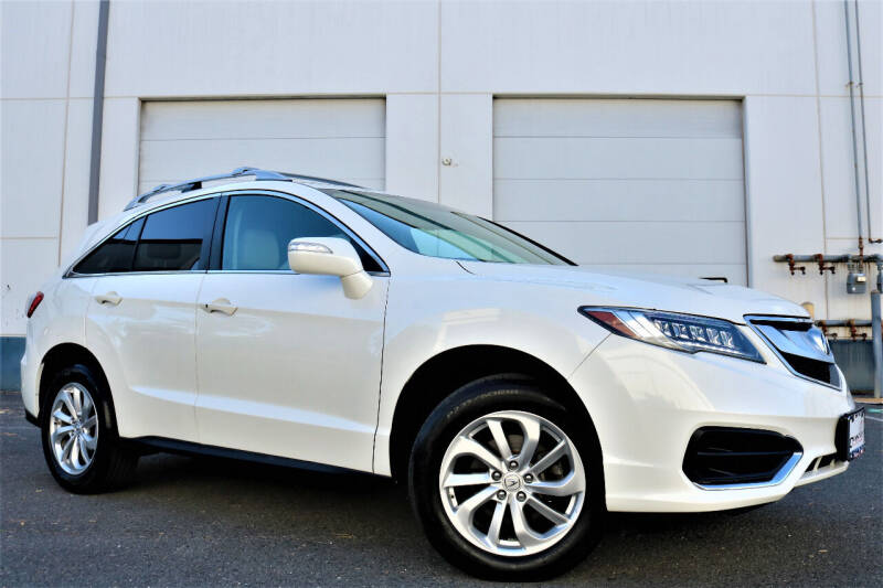 2016 Acura RDX for sale at Chantilly Auto Sales in Chantilly VA