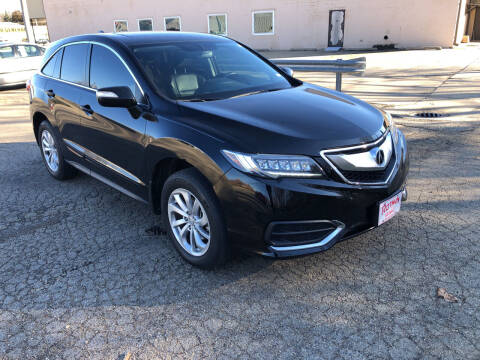 2017 Acura RDX for sale at ROTMAN MOTOR CO in Maquoketa IA