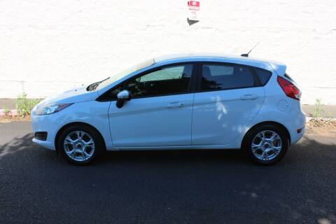2014 Ford Fiesta for sale at Al Hutchinson Auto Center in Corvallis OR