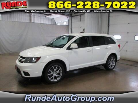 2017 Dodge Journey for sale at Runde PreDriven in Hazel Green WI