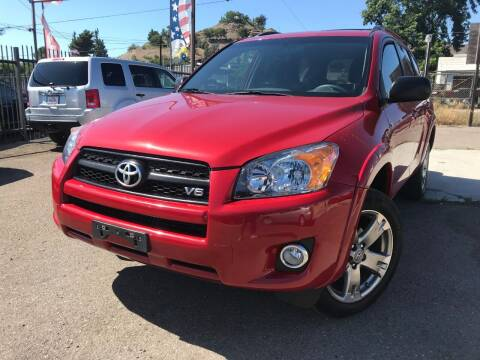 2009 Toyota RAV4 for sale at Vtek Motorsports in El Cajon CA