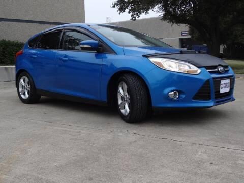 2014 Ford Focus for sale at 123 Car 2 Go LLC in Dallas TX
