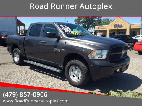 2015 RAM Ram Pickup 1500 for sale at Road Runner Autoplex in Russellville AR