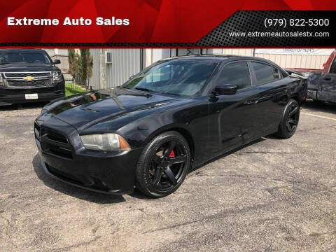 2012 Dodge Charger for sale at Extreme Auto Sales in Bryan TX