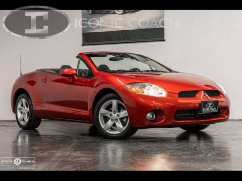 2008 Mitsubishi Eclipse Spyder for sale at Iconic Coach in San Diego CA