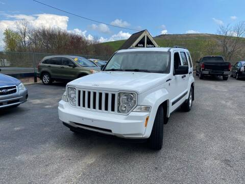 2012 Jeep Liberty for sale at Auto Gallery in Taunton MA