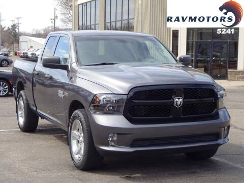 2014 RAM Ram Pickup 1500 for sale at RAVMOTORS 2 in Crystal MN