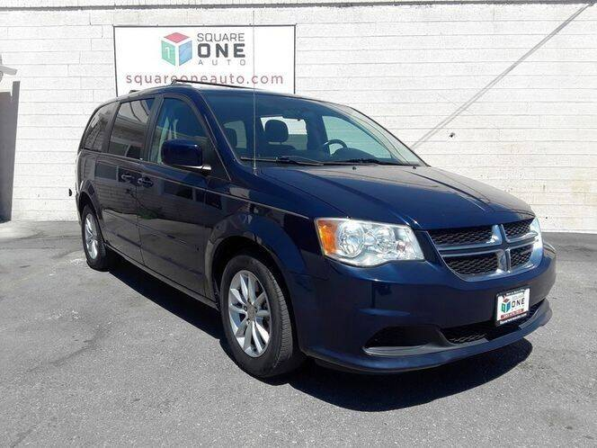 2014 Dodge Grand Caravan for sale at SQUARE ONE AUTO LLC in Murray UT