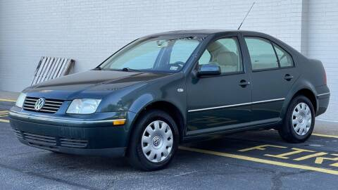 2004 Volkswagen Jetta for sale at Carland Auto Sales INC. in Portsmouth VA