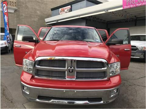 2012 RAM Ram Pickup 1500 for sale at 3B Auto Center in Modesto CA
