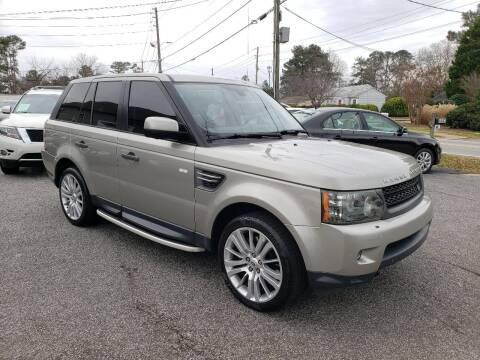 2011 Land Rover Range Rover Sport for sale at M & A Motors LLC in Marietta GA
