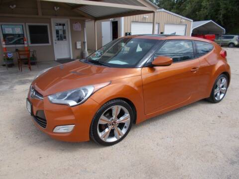 2013 Hyundai Veloster for sale at DISCOUNT AUTOS in Cibolo TX
