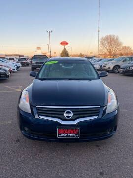 2008 Nissan Altima for sale at Broadway Auto Sales in South Sioux City NE