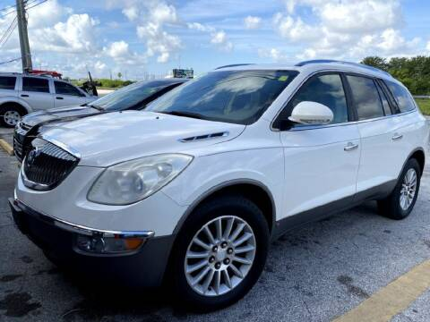 2009 Buick Enclave for sale at ROCKLEDGE in Rockledge FL