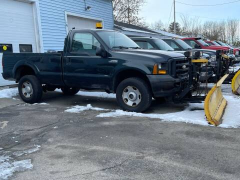2006 Ford F-350 Super Duty for sale at Top Line Motorsports in Derry NH