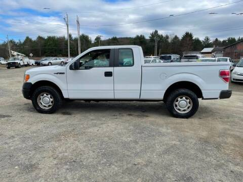 2010 Ford F-150 for sale at Upstate Auto Sales Inc. in Pittstown NY