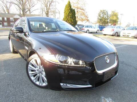 2012 Jaguar XF for sale at K & S Motors Corp in Linden NJ