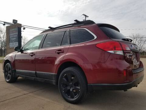 2011 Subaru Outback for sale at CarNation Auto Group in Alliance OH