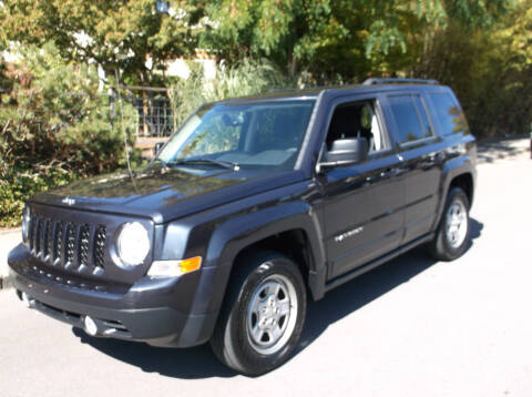 2016 Jeep Patriot for sale at Eastside Motor Company in Kirkland WA