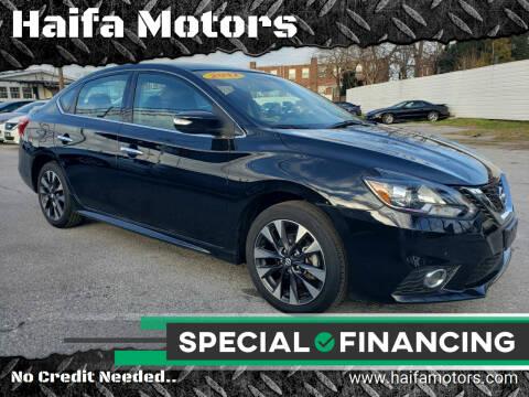 2017 Nissan Sentra for sale at Haifa Motors in Philadelphia PA