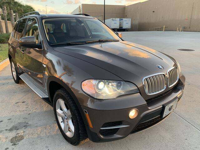 2013 BMW X5 for sale at Boss Automotive in Hollywood FL