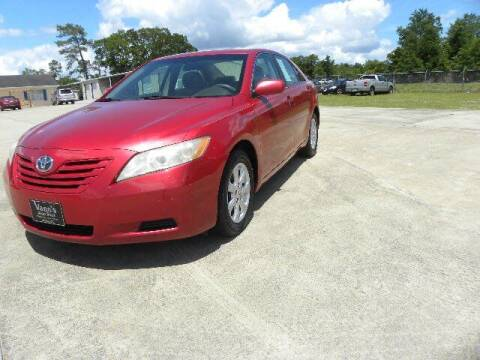 2009 Toyota Camry for sale at VANN'S AUTO MART in Jesup GA