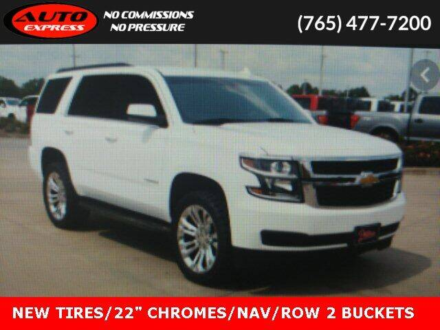 2019 Chevrolet Tahoe for sale at Auto Express in Lafayette IN