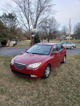 2007 Hyundai Elantra for sale at Alpine Auto Sales in Carlisle PA