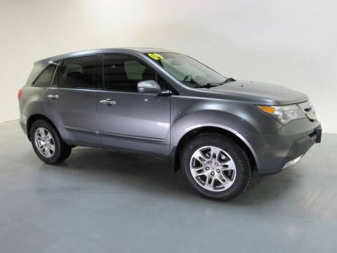 2009 Acura MDX for sale at Salinausedcars.com in Salina KS