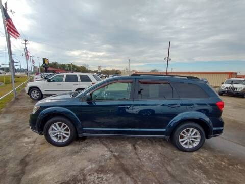 2013 Dodge Journey for sale at BIG 7 USED CARS INC in League City TX