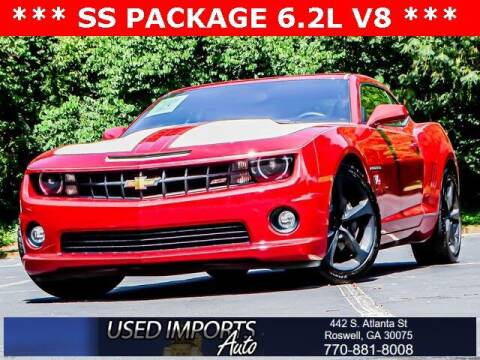 2013 Chevrolet Camaro for sale at Used Imports Auto in Roswell GA