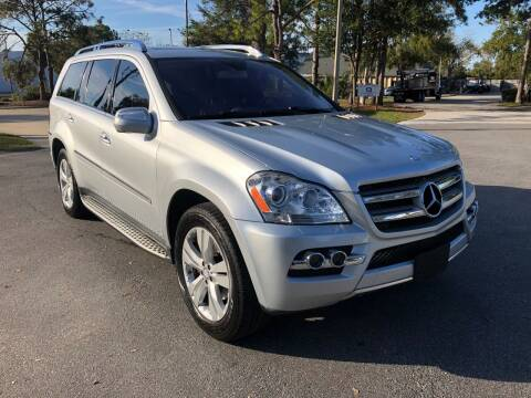 2010 Mercedes-Benz GL-Class for sale at Global Auto Exchange in Longwood FL
