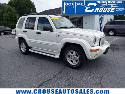 2004 Jeep Liberty for sale at Joe and Paul Crouse Inc. in Columbia PA