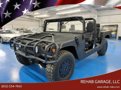 1994 HUMMER H1 for sale at Rehab Garage, LLC in Tomball TX