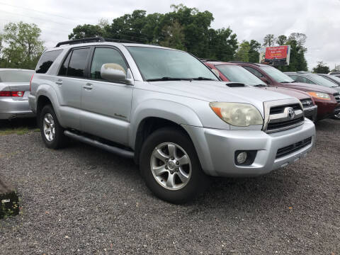 2006 Toyota 4Runner for sale at Popular Imports Auto Sales in Gainesville FL