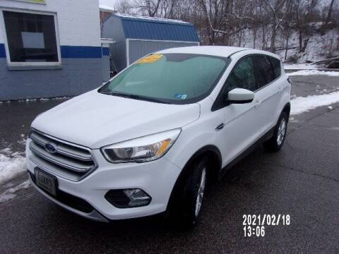 2017 Ford Escape for sale at Allen's Pre-Owned Autos in Pennsboro WV
