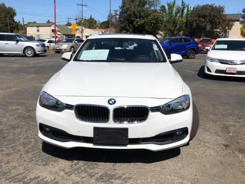 2017 BMW 3 Series for sale at City Motors in Hayward CA
