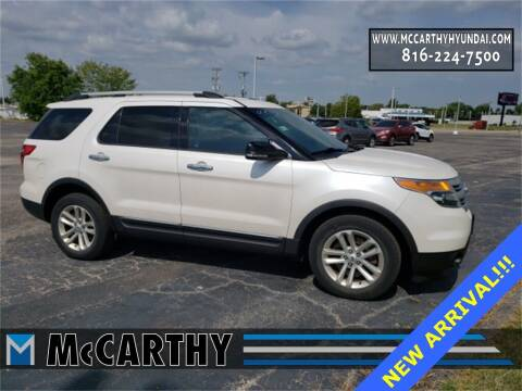 2015 Ford Explorer for sale at Mr. KC Cars - McCarthy Hyundai in Blue Springs MO