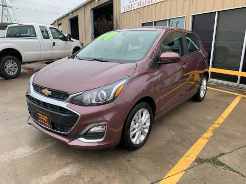 2020 Chevrolet Spark for sale at Market Street Auto Sales INC in Houston TX