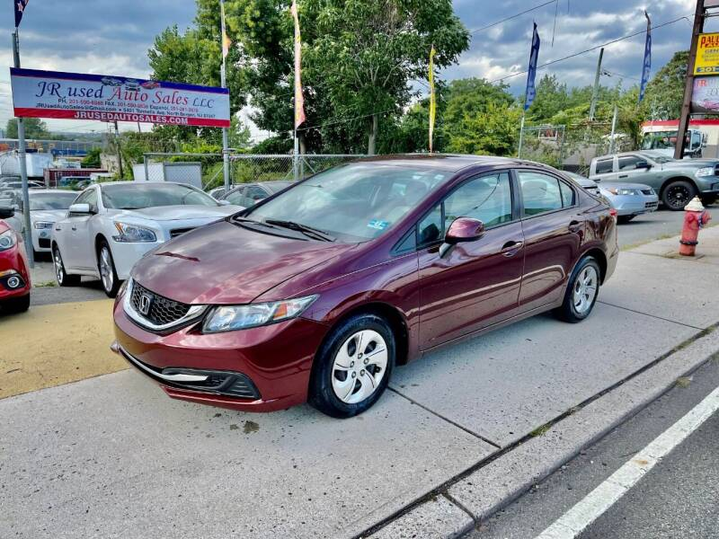 2013 Honda Civic for sale at JR Used Auto Sales in North Bergen NJ