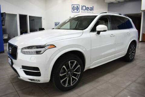 2017 Volvo XC90 for sale at iDeal Auto Imports in Eden Prairie MN