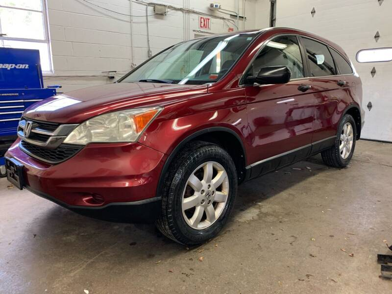2011 Honda CR-V for sale at Auto Warehouse in Poughkeepsie NY
