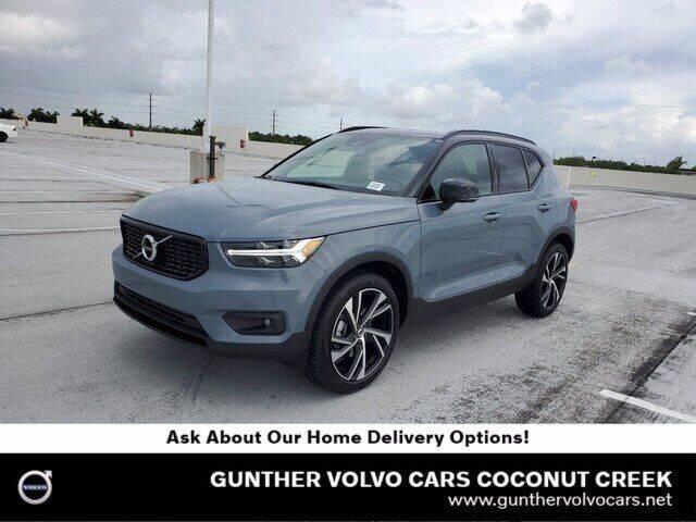 2021 Volvo XC40 for sale in Coconut Creek, FL