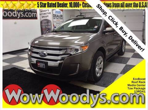 2013 Ford Edge for sale at WOODY'S AUTOMOTIVE GROUP in Chillicothe MO