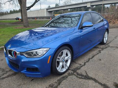 2013 BMW 3 Series for sale at EXECUTIVE AUTOSPORT in Portland OR