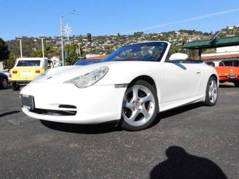 2003 Porsche 911 for sale at Milpas Motors in Santa Barbara CA